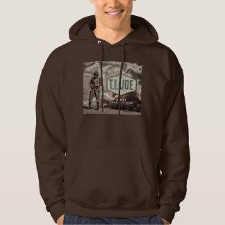 Men's Basic Hoodie Targeted Individual Sweatshirt