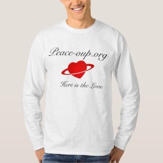 Mens Basic Long Sleeve Shirt - (White)