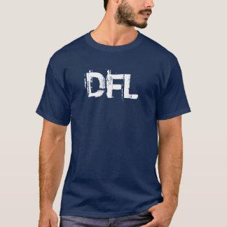 Men's Basic Navy Blue color T-shirt