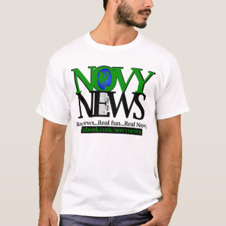 Men's Basic Novy News T-Shirt