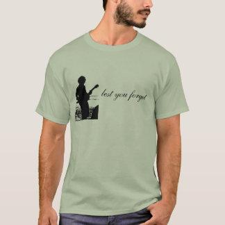 Men's Basic Silhouette Logo T-Shirt