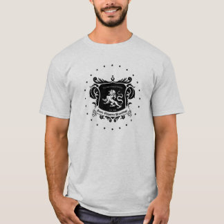 Mens Basic Sonic Chimera Recordings logo T-Shirt