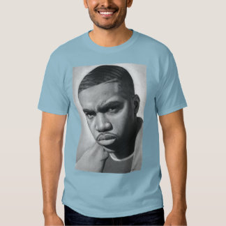 Men's Basic T-Shirt, for real Hip-Hop heads Nas T-Shirt