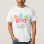 Men's Basic T-Shirt - Lili's Ice Cream Stand