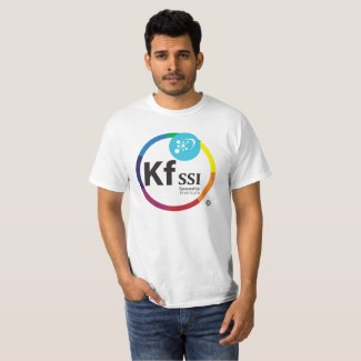 Mens Basic T-Shirt with KFSSI Logo
