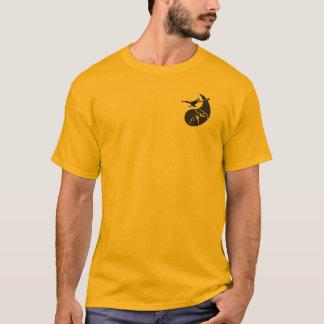 Men's Basic T-Shirt - WUSHU SHAOLIN ENTERTAINMENT