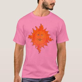Men's Basic Tee Shirt -Mr. Sunshine