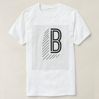 Men's Basic Tee with Big B