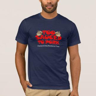 Men's bbq shirt