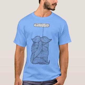 Men's Beard Mustache Lover Funny Tee Shirts Appare