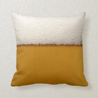 Mens Beer Pillow
