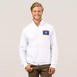 "Men's ""Belize"" American Apparel California Fleece Jacket"