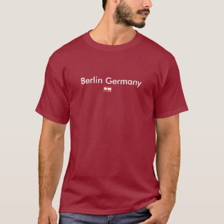 Mens Berlin Germany T-Shirt