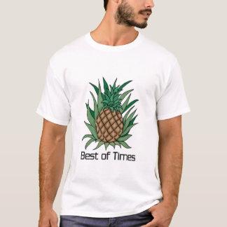Mens Best of Times Logo Tee
