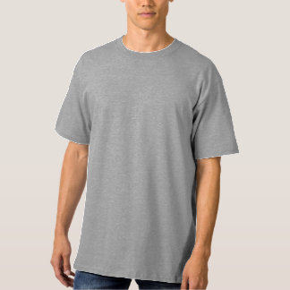 Men's Big and Tall Light Steel Gray Tees
