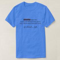 Mens Bionic Def Dark T-Shirt