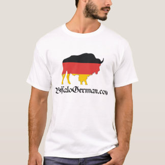 Mens Bison Logo T-Shirt