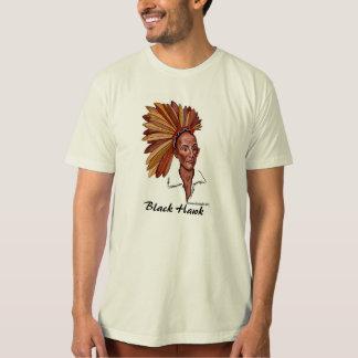 Men's Black Hawk Organic T-Shirt