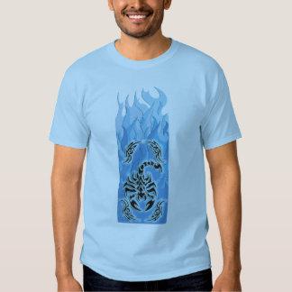 Men's Blue Scorpion Tee