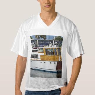Men's boat football jersey