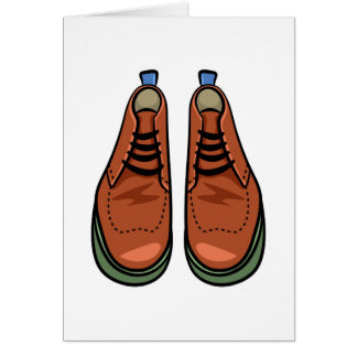 Mens Boots Card