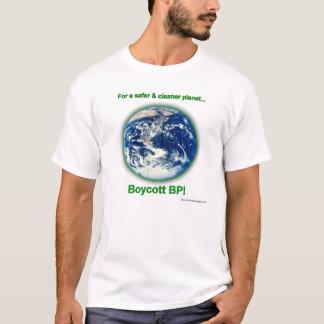 Men's Boycott BP White T-Shirt