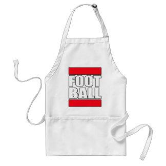Mens boys Football NFL futball Soccer t shirt tee Adult Apron