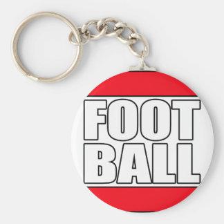 Mens boys Football NFL futball Soccer t shirt tee Keychain