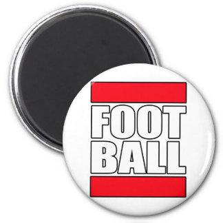 Mens boys Football NFL futball Soccer t shirt tee Magnet