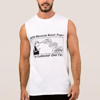 Mens - BP8 - light - sleeveless Sleeveless Shirt