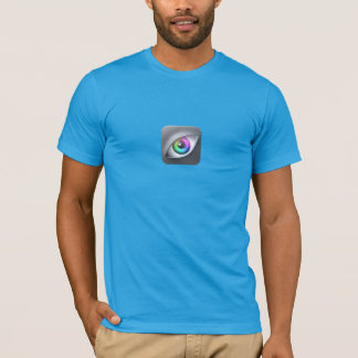 Men's Bright Eye For Color App t-shirts