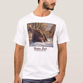 Mens Bull Moose Tee Shirt