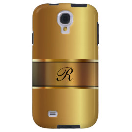 Men's Business Galaxy S4 Case