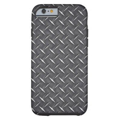 Men's Business Metallic Look Tough iPhone 6 Case
