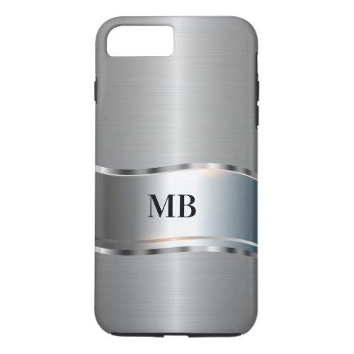 Mens Business Professional Monogram Phone Case