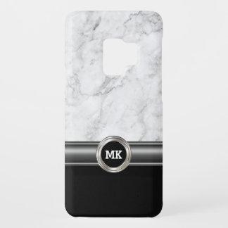 Mens Business Professional Monogram Case-Mate Samsung Galaxy S9 Case