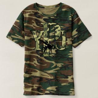 Mens Camo T T-shirt
