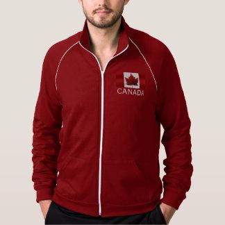 Men's Canada Jacket Personalized Canada Sport Gear