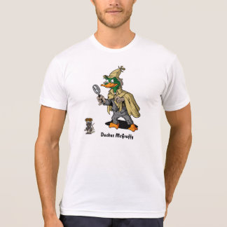 Men's Cartoon T-Shirt | Duck Cartoon T | Qwiznibet