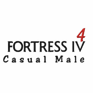 Mens' Casual Polo by FORTRESS IV