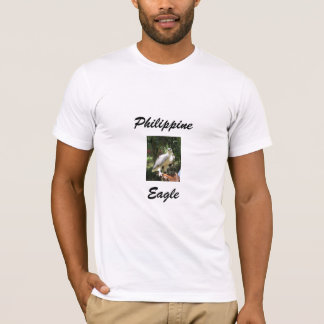 Men's Casual Tshirt - Philippine Eagle