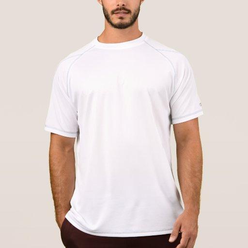 Men's Champion Double Dry Mesh T-Shirt White Shirt