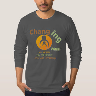 Men's Changing Within Long Sleeve T-Shirt