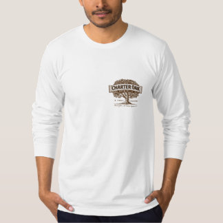 Men's Charter Oak Brewing Long T T-Shirt