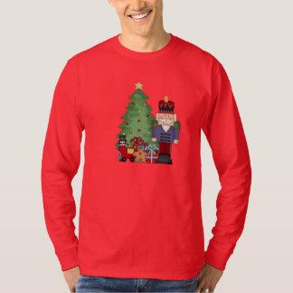 Mens Christmas Nutcracker Holiday t-shirt