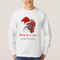Men's Christmas Shirt Merrier-er-er-er Christmas