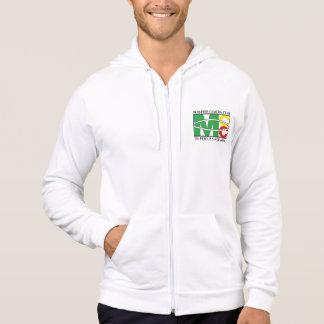 Men's Classic Logo Fleece Zip Sweatshirt