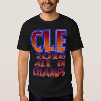 Men's CLE Black Shirt