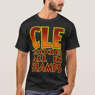 Men's CLE Black T-Shirt