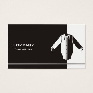 Men's Clothing 2 Business Card